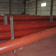 供应刚玉陶瓷复合管-非金属矿产精选输送首选管道批发