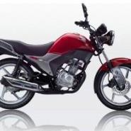 五羊本田锋朗125摩托车图片