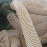 矿用pu钢丝软管输料用pu钢丝管图片