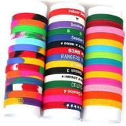 硅胶丝印手环颜色款式可定制图片