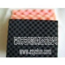 供应防火波浪棉、吸音棉、海棉生产厂家