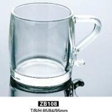 供应异形把手玻璃杯平光杯