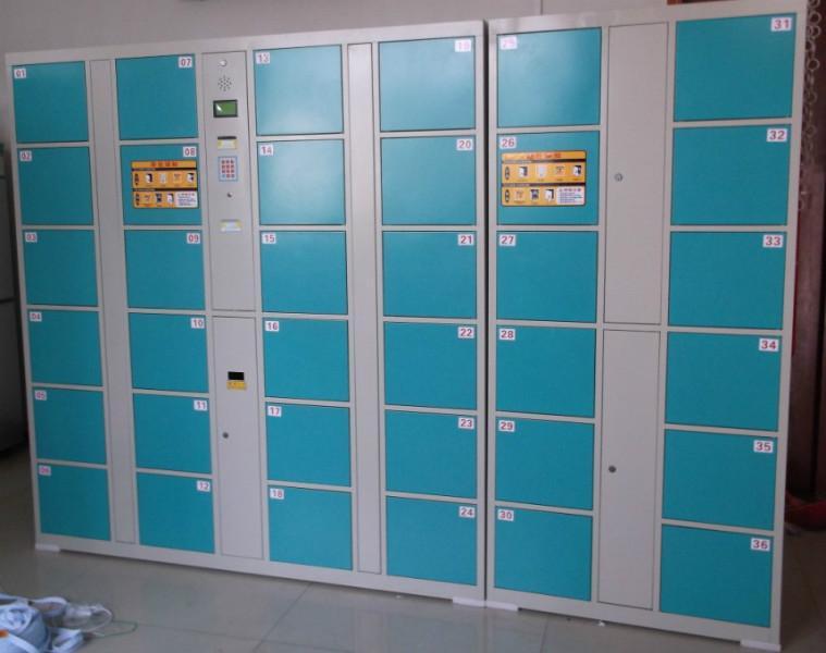 供应重庆图书馆用电子存包柜