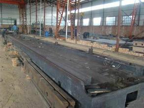 供应泊头机床铸件厂家机床整机铸件