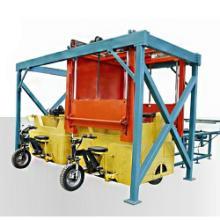 供应贵阳大型水泥制砖机全自动出砖系统批发