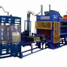 供应陕西彩色面包砖机建筑垃圾制砖机设备供应商图片