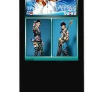 42寸苹果款落地式分屏广告机图片