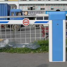 供应直杆智能道闸蓝色机箱一体化机芯过热保护系统图片