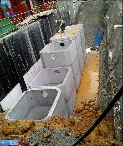 供应南宁钢筋混凝土化粪池,南宁钢筋混凝土化粪池销售安装一体化服