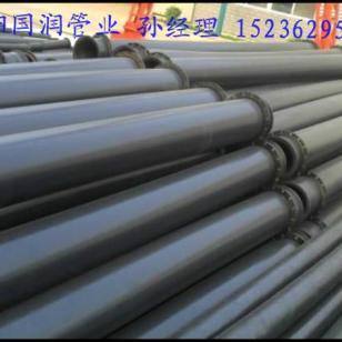 铁矿耐磨管价格铁矿矿渣排放管厂图片