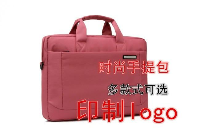 供应电脑包笔记本包包可印公司logo