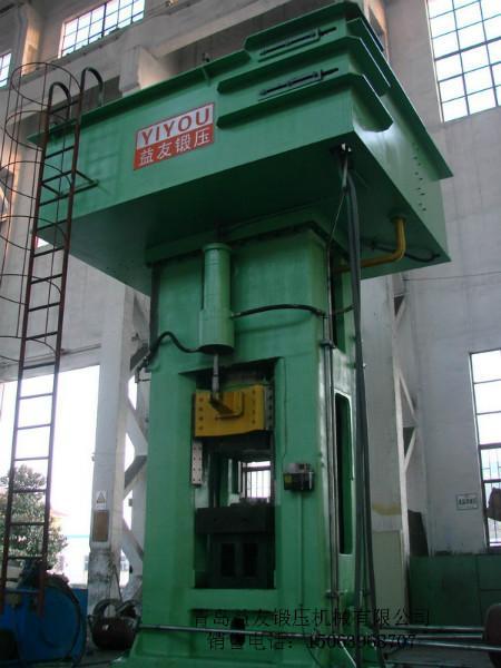 供应1000T电动螺旋压力机,青岛压力机,数控快锻机,精锻机