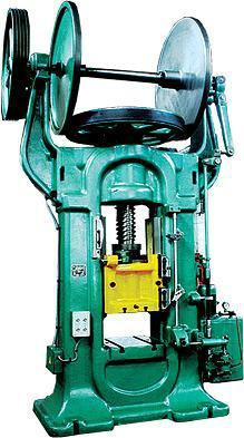 供应高质量双盘摩擦压力机,青岛锻压机,益友