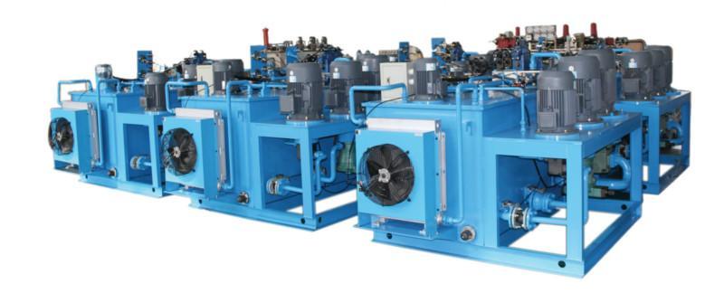 【大型液压泵站图片大全】大型液压泵站图片库图片