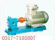 供应成都BWCB铸钢齿轮式保温泵批发