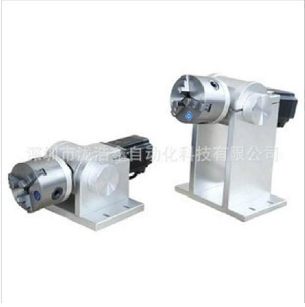 泷浩鑫旋转夹具 旋转工作台 激光打标机旋转台 焊接旋转工作台