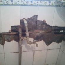 北京维修铸铁管道漏水安装马桶维修自来水管漏水