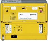 供应皮尔兹安全继电器PNOZmc6pCANopen批发
