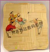 供应【木制品/工艺品/纺织布/ 硅胶/瓷砖】万能平板数码打印机
