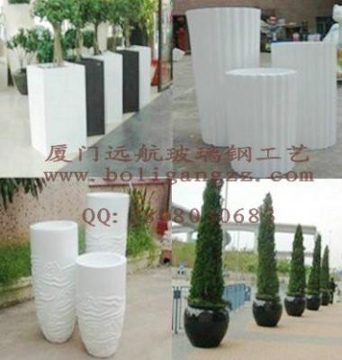 玻璃钢景观花盆图片/玻璃钢景观花盆样板图 (1)