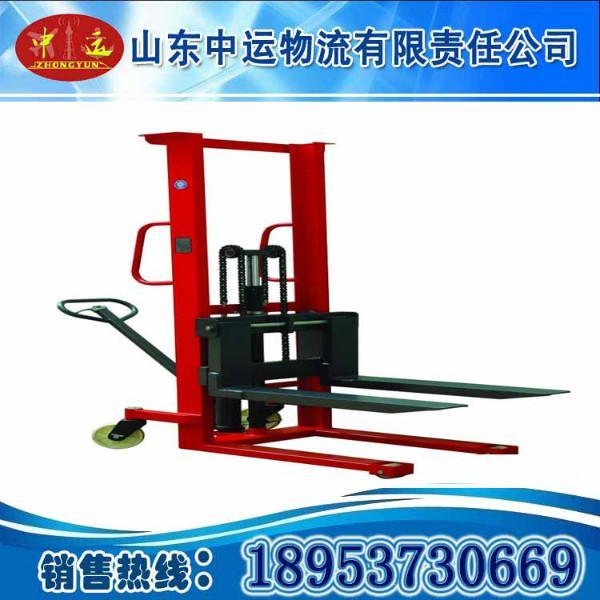 手动手动叉车1吨2吨3吨4吨_液压叉车手动1吨ksd301液压复位图片