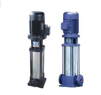 > gdl型立式多级管道离心泵展示店图片