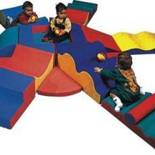 供应室内儿童软体玩具/宝贝组合游戏批发