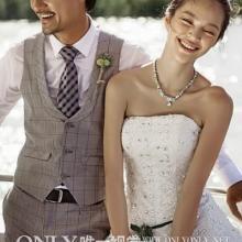 婚纱摄影化妆服饰注意事项图片
