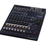 MG124c12路雅马哈模拟调音台图片