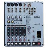 雅马哈MW8CX雅马哈USB音频接口调音台