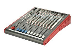 供应英国艾伦赫赛ZED1402 14路调音台