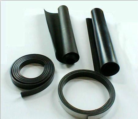 供应软性磁铁橡胶磁磁胶软性磁片