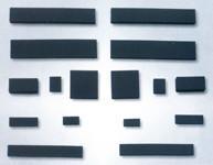 供应块状磁铁  铁氧体  方形磁铁   切割磁