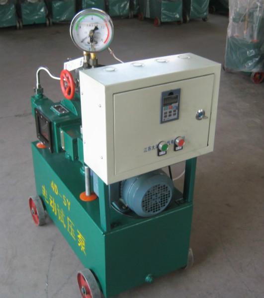 变频变流量试压泵控制氧气瓶试压泵销售
