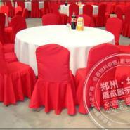 郑州餐桌餐椅出租八人台圆桌图片