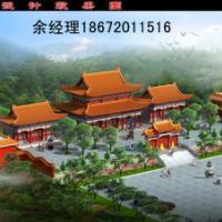 供应青岛古建寺庙效果图,古建寺庙效果图设计公司