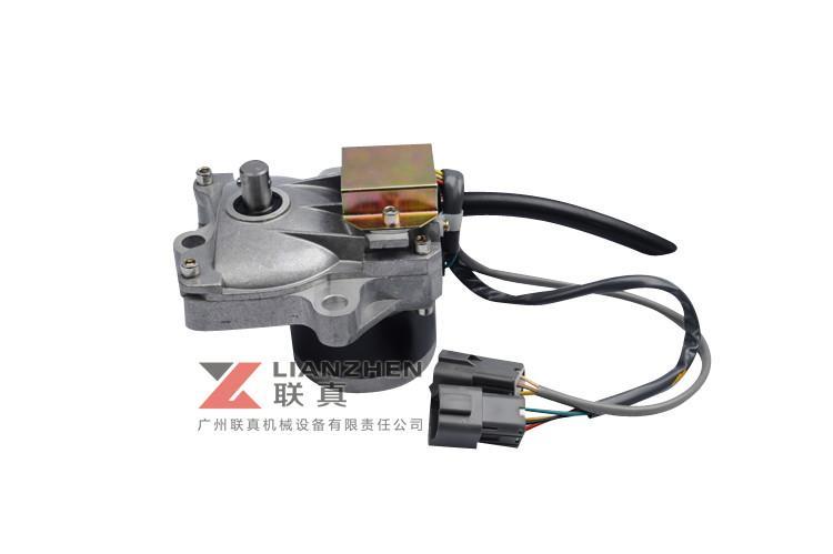 供应小松PC220-6油门马达 油门电机 小松挖机配件