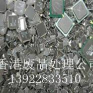 香港电子废品回收销毁处理图片