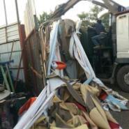 外贸货物退港环保销毁处理图片