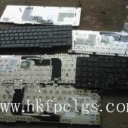 香港废品处理废电脑键盘图片
