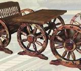 遵义市供应车轮桌椅