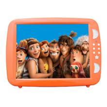 供应豫冠新品15寸儿童液晶电视带数码相14寸监视器楼宇广告机批发