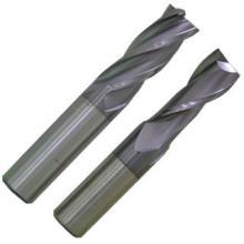 供应高速钢直柄锥柄立铣长刃立铣刀