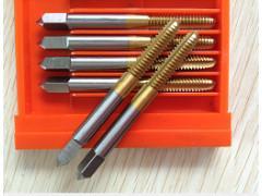 镀钛挤压丝攻图片/镀钛挤压丝攻样板图 (1)