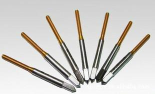 镀钛挤压丝攻图片/镀钛挤压丝攻样板图 (2)