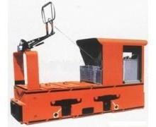 供应山工6吨架线式矿用电机车电机车图片
