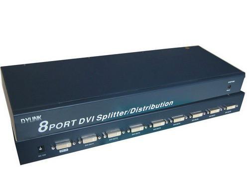 供应DVI分配器图片