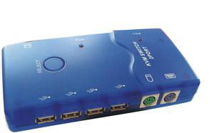 供应2口USB接口KVM切换器图片