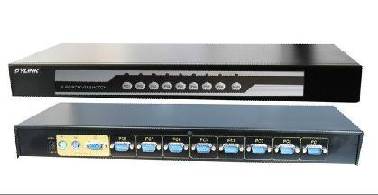 供应8口KVM切换器图片