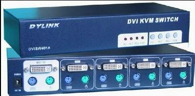 供应四路DVIKVM切换器图片